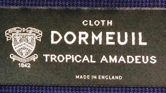 Dormeuil Tropical Amadeus